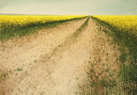Benoît Trimborn, 'Chemin au Colza'