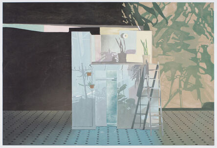 Kevin Frances, 'My room/Her room', 2017