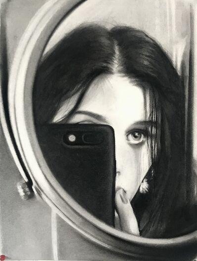 Lucía Valencia, 'Selfie', 2019