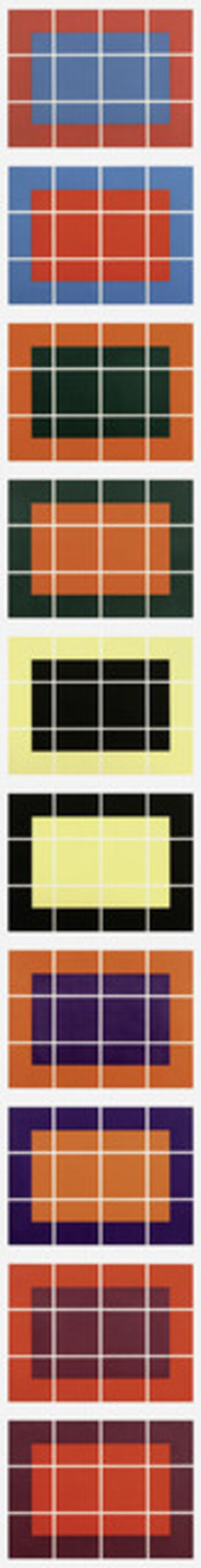 Donald Judd, 'Untitled, from portfolio: Forty Are Better Than One', 1992-93/2009