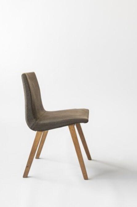 Pierre Paulin (1927-2009), 'Set of 4 chairs 145', 1953/1954