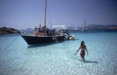 Slim Aarons, 'Yachting Trip, Sardinia', 1967