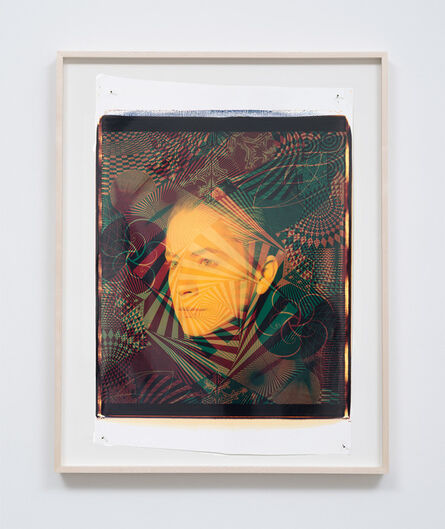 Ellen Carey, 'Self-Portrait', 1987