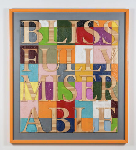 Guy Zagursky, 'Blissfully Miserable', 2020