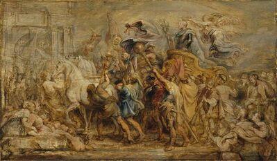 Peter Paul Rubens, 'The Triumph of Henri IV', 1630