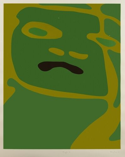 Gary Hume, 'Spring Angel D; Spring Angel F', 2000