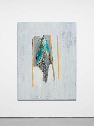 Erik Lindman, 'Parrot (Orange Stripes)', 2018