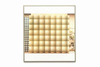 Daan Van Golden, 'Artist's Studio / Composition with Colored Dots', 2012