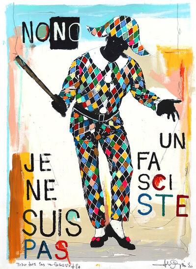 Fabio Coruzzi, 'Je Ne Suis Pas Un Faciste #8', 2020
