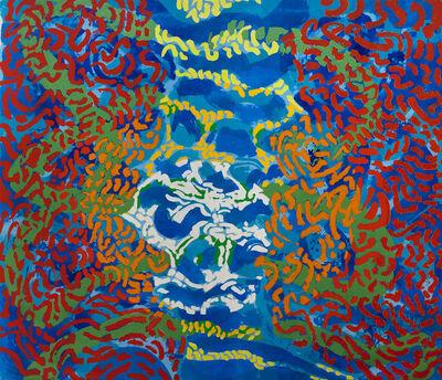 Mark di Suvero, 'Untitled', 1995