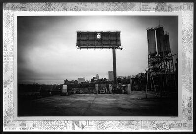 Jon Furlong, 'Mill Billboard', 2015