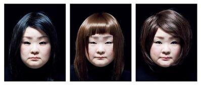 Tomoko Sawada, ' SET #26 from the series Facial Signature', 2015