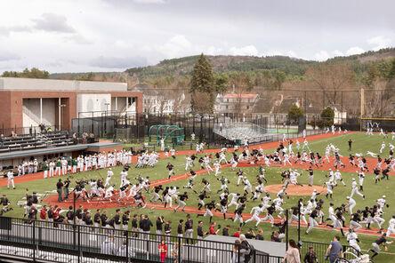 Pelle Cass, 'Dartmouth Baseball', NA