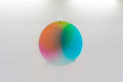 Felipe Pantone, 'Subtractive Variability Circular ', 2018