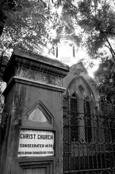 Prabir Purkayastha, ''Christ Church', North Calcutta', 2012