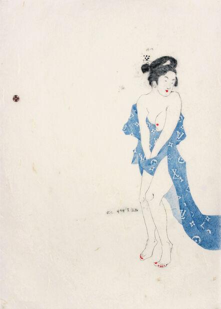 Fan Cheng, 'La beauté-1', 2014