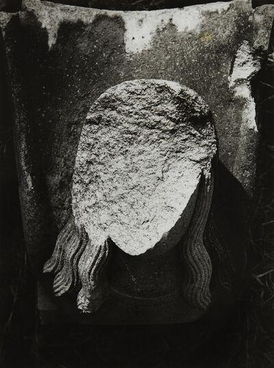 Shomei Tomatsu, 'Angel Shattered by the Atomic Bomb at Urakami Cathedral, Nagasaki from Nagasaki 11:02', 1961