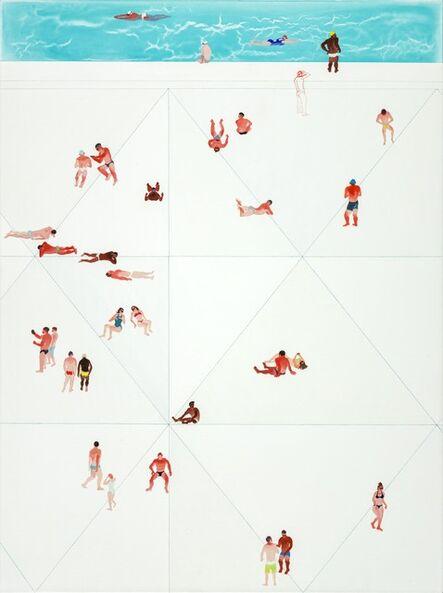 Yang-Tsung Fan, 'Tanned Tiles2 ', 2015