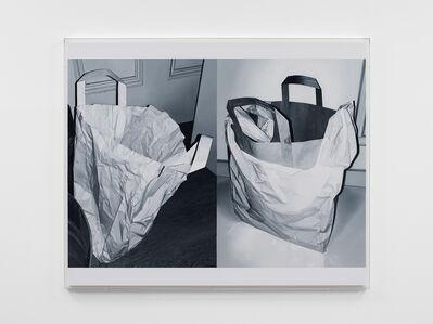 James White, 'Double Bag', 2020