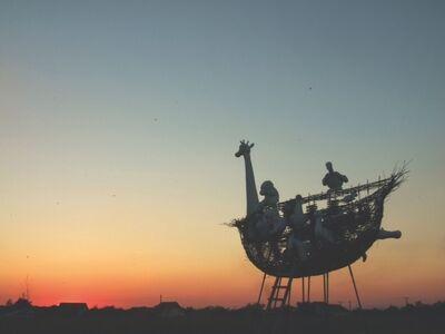 Virgil Scripcariu, 'Noah's Ark', 2008