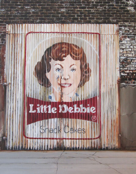 Shirley Rabe' Masinter, 'Little Debbie', 2016