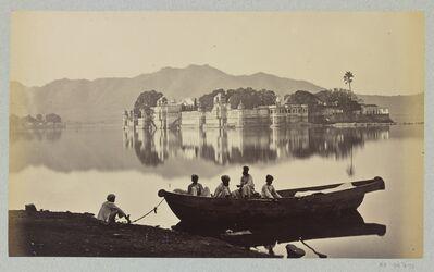 Samuel Bourne, 'Rajasthan, le Jag Nivas', 1863-1870