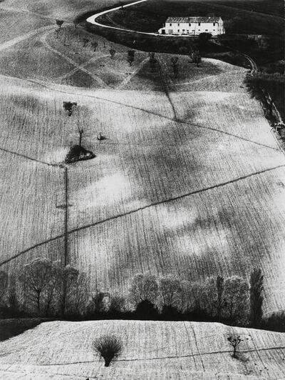 Mario Giacomelli, 'Paesaggio', 1972