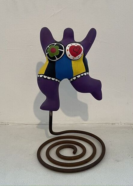 Niki de Saint Phalle, 'NanĂ', 1983