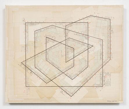 Gerhard Marx, 'Spatial Scribble (II)', 2020