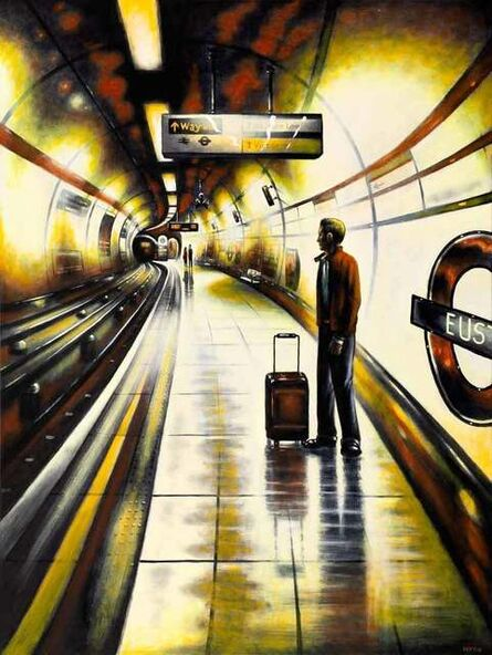 John Duffin, 'Northern Line', 2020