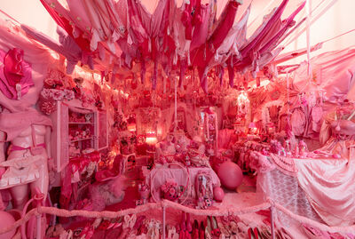 Portia Munson, 'Pink Project: Bedroom', 2011-ongoing