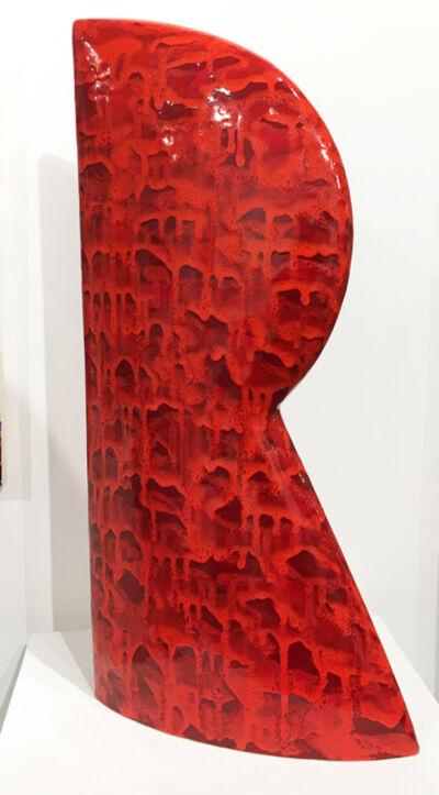 JamesMarshall, 'Red R', 2007