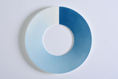 Scholten & Baijings, 'N°7 Adjusted turquoise blue', 2017