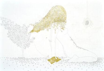 Tamara Ferioli, 'Flickering sun-flame obsession', 2015