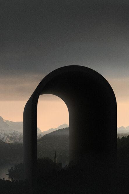 Nicolas Feldmeyer, 'Archway 3', 2020