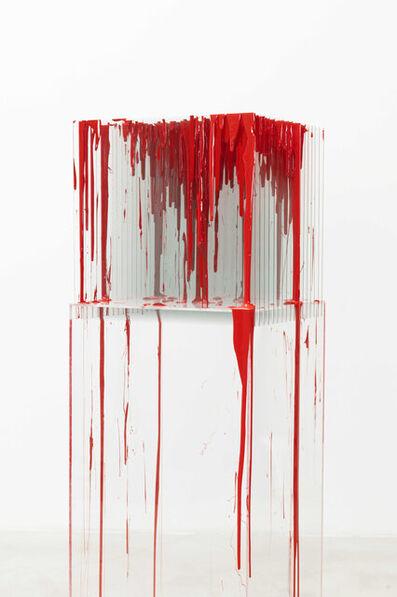 Ardan Özmenoğlu, 'I Don't Need a Composition I Have Red', 2019