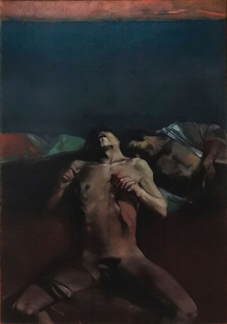 Luis Caballero, 'Sin título', 1975