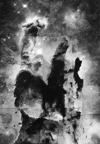 Radenko Milak, 'Pillars of Creation (From the Series Dark Matter)', 2017