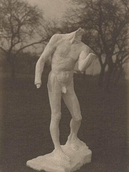Stephen Haweis and Henry Coles, 'Étude pour Pierre de Wissant (Study for Pierre de Wissant)', c. 1903-1904