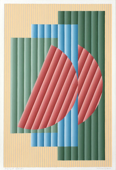 Michael Morris, 'Stylized Gestures', 2010