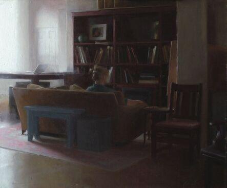 Edmond Rochat, 'Morning Fog', 2018