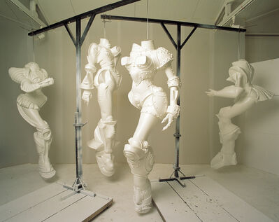 Lee Bul, 'Cyborg W1-W4', 1998