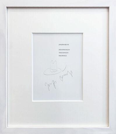 Joseph Beuys, 'Zeichnungen', 1979