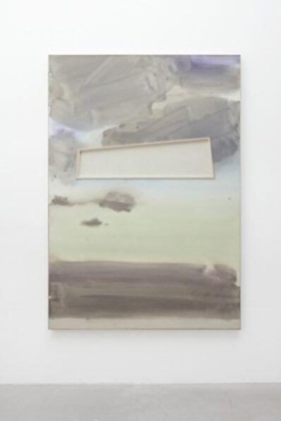 Béla Pablo Janssen, 'Untitled (Le soleil se leve derrière l'abstraction) XIV', 2015