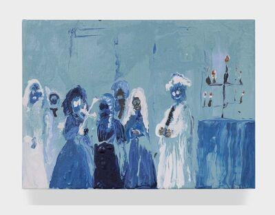 Genieve Figgis, 'Blue Cult', 2015