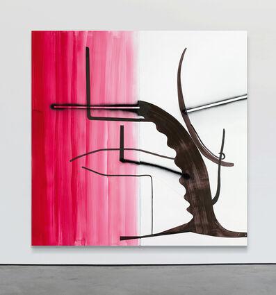 Albert Oehlen, 'Untitled (Baum 44)', 2015