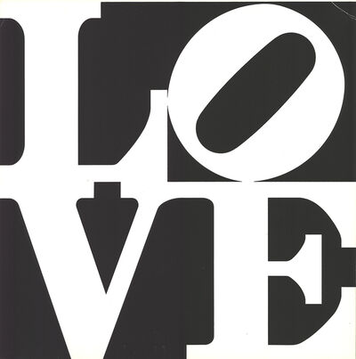 Robert Indiana, 'Love from Multiples', 1968