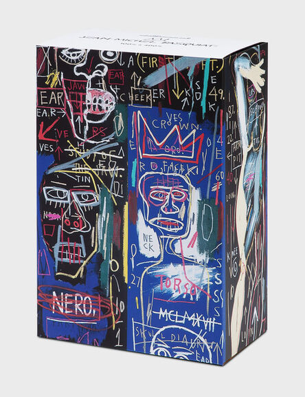 Jean-Michel Basquiat, 'Basquiat Bearbrick 400% (Basquiat BE@RBRICK 400%)', 2021