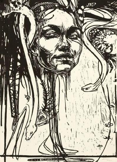 Swoon, 'Medusa', 2006/7
