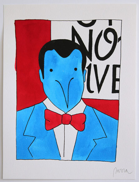 Parra, 'Up Not Give Number 2', 2015